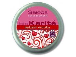 Saloos BIO karité balzám Erotika BIO 19ml