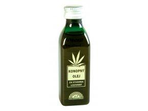 CannaVita Konopný olej lisovaný za studena BIO 50ml