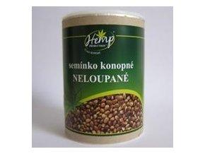 Hemp Production konopné semínko neloupané 500g