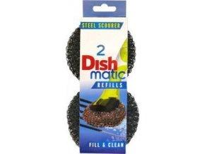 EcoForce Dishmatic náhradní drátěnky 2ks