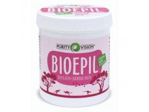 Purity Vision BioEpil depilační cukrová pasta 350g+50g navíc