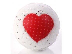 Bomb Cosmetics koupelová koule Letní láska 160g