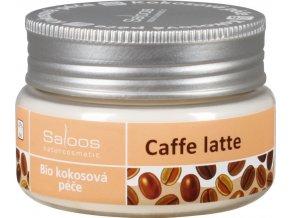 Saloos Bio kokosový olej Caffe latte 100ml