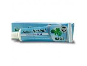 Dabur Zubní pasta s bazalkou 100ml