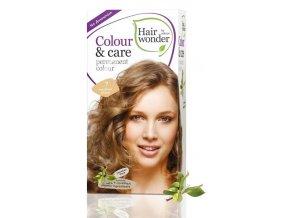 Hairwonder přírodní dlouhotrvající barva BIO STŘEDNĚ BLOND 7
