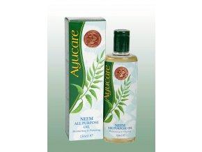 Ayucare Neemový kosmetický olej 150ml