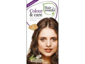 Hairwonder přírodní dlouhotrvající barva BIO TMAVÁ BLOND 6