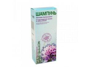 Babiččiny recepty Šampon posílení kořínků vlasů šalotka 250ml