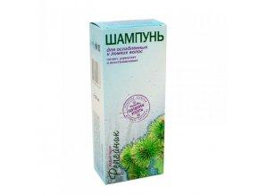 Babiččiny recepty Šampon pro oslabené vlasy s lopuchem 250ml