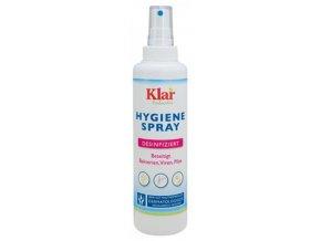 Klar BIO Hygienický sprej 250ml