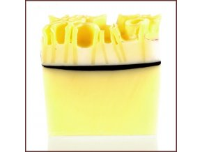 Bomb Cosmetics Glycerinové mýdlo Citronová pusinka 100g