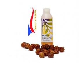 Yellow & Blue Prací gel z ořechů na vlnu 250ml