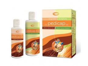 Topvet Safari Pedicap set proti vším 100+200ml