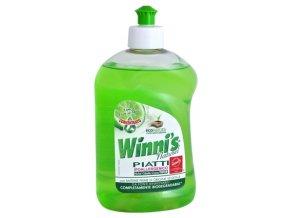 Winni´s Piatti Lime - na ruční mytí nádobí - limetka 500ml
