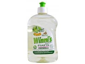 Winni´s Piatti Aloe Vera - na ruční mytí nádobí 500ml