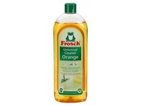 Frosch Univerzální čistič pomeranč 750ml