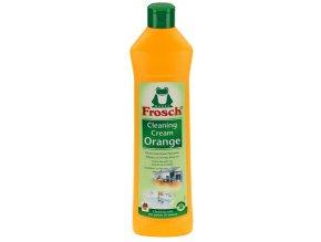 Frosch Tekutý písek pomeranč 500ml