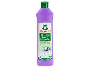 Frosch Tekutý písek levandule 500ml