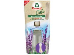 Frosch Přírodní osvěžovač vzduchu Oase Levandule 90ml