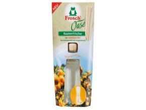 Frosch Přírodní osvěžovač vzduchu Oase Pomeranč 90ml