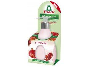 Frosch tekuté mýdlo s dávkovačem Granátové jablko 300 ml