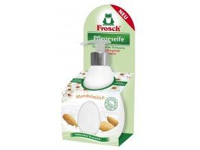 Frosch tekuté mýdlo s dávkovačem  Mandle 300ml