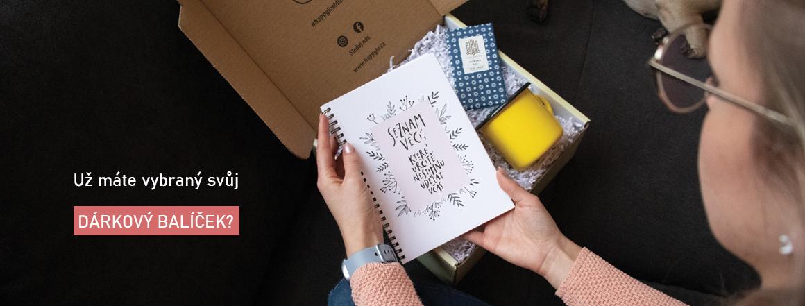 Už máte vybraný svůj dárkový balíček?