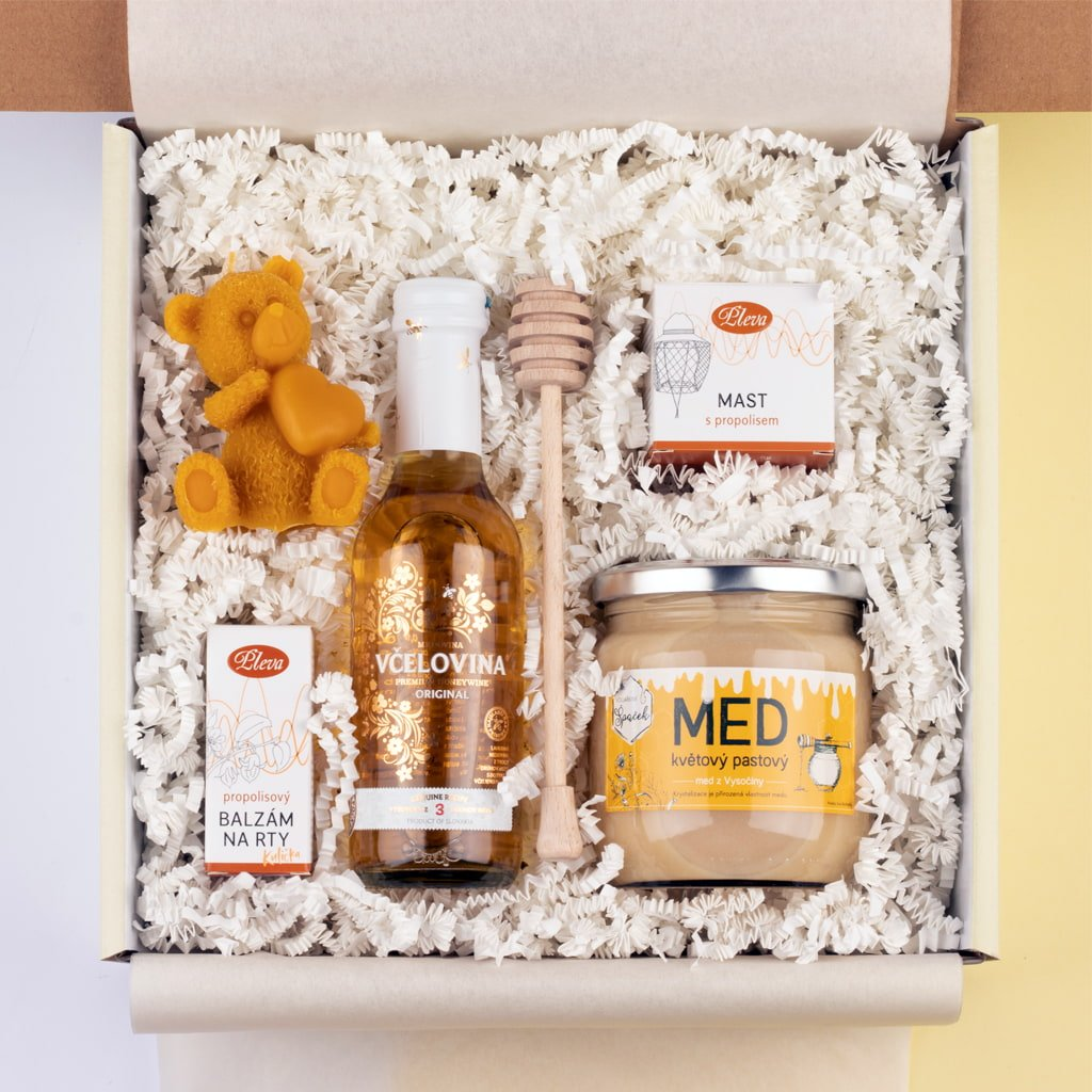 Medova krabicka zaverecna