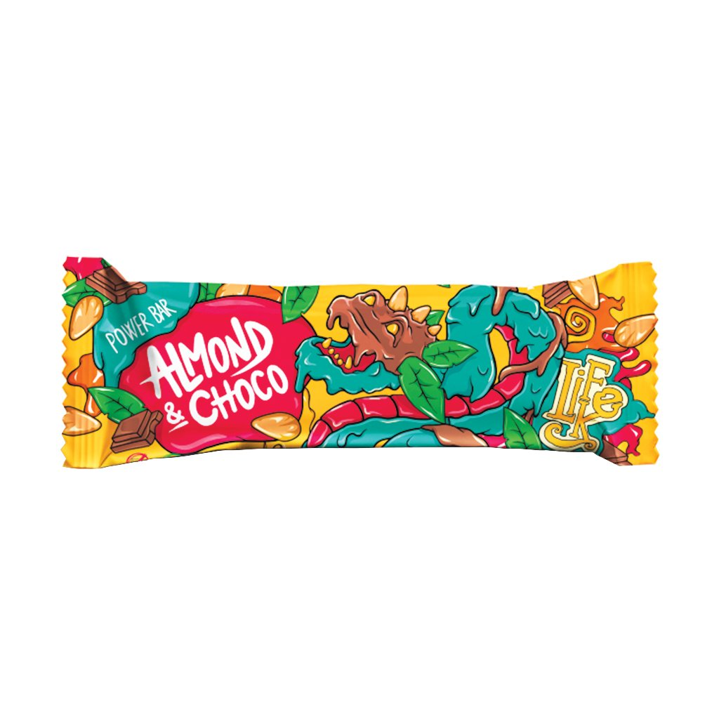 Power bar almond chocolate