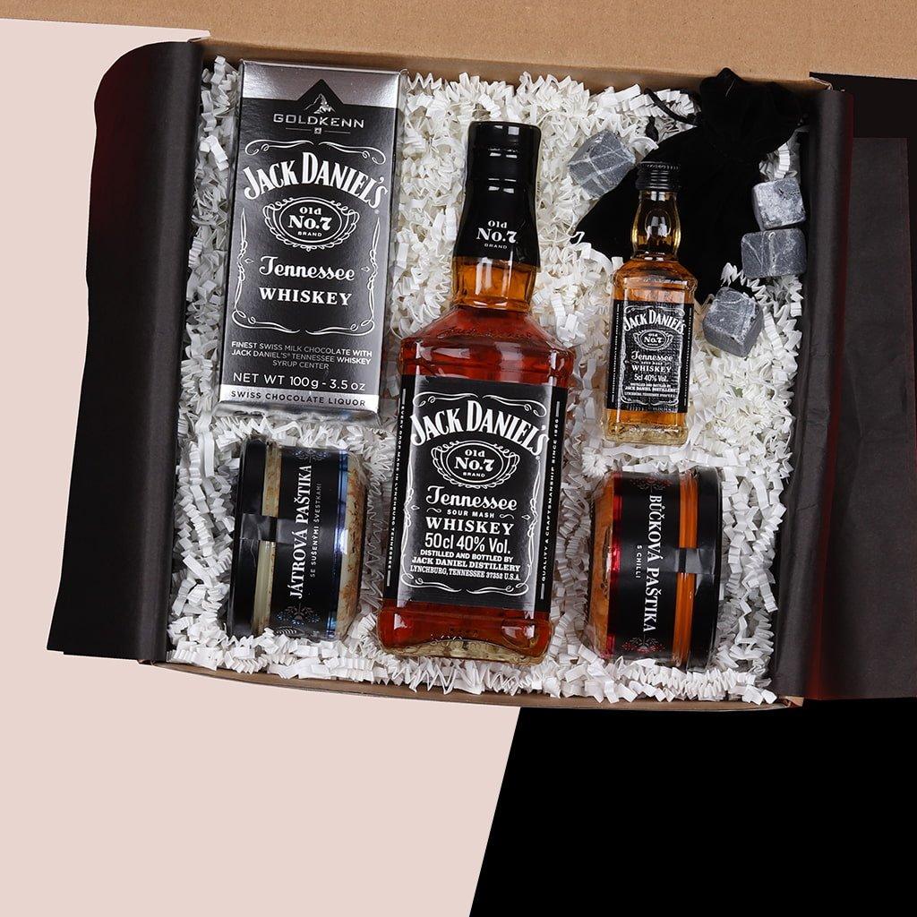 darkova krabicka jack daniels