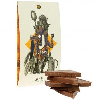 Mlecna cokolada MLC Jordis