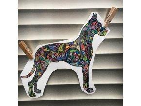 ethnic doga, německá doga, doga