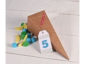 1cardboard cones for parties and events