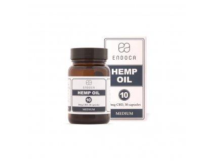 cbd olej v kapslich endoca