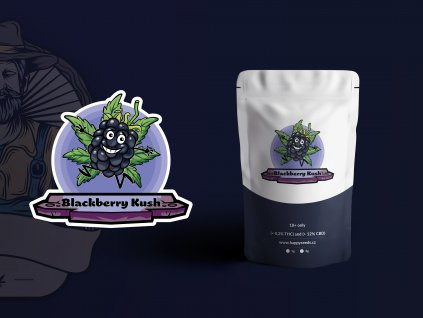 cbd konopi blackberry