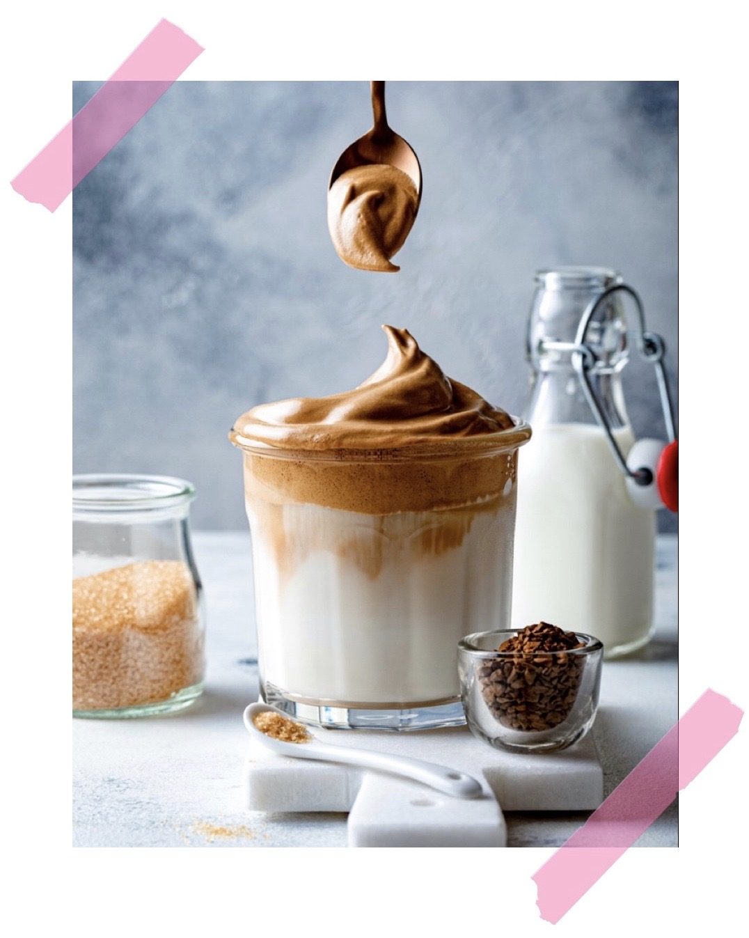 HIT TEJTO SEZÓNY : DALGONA COFFEE