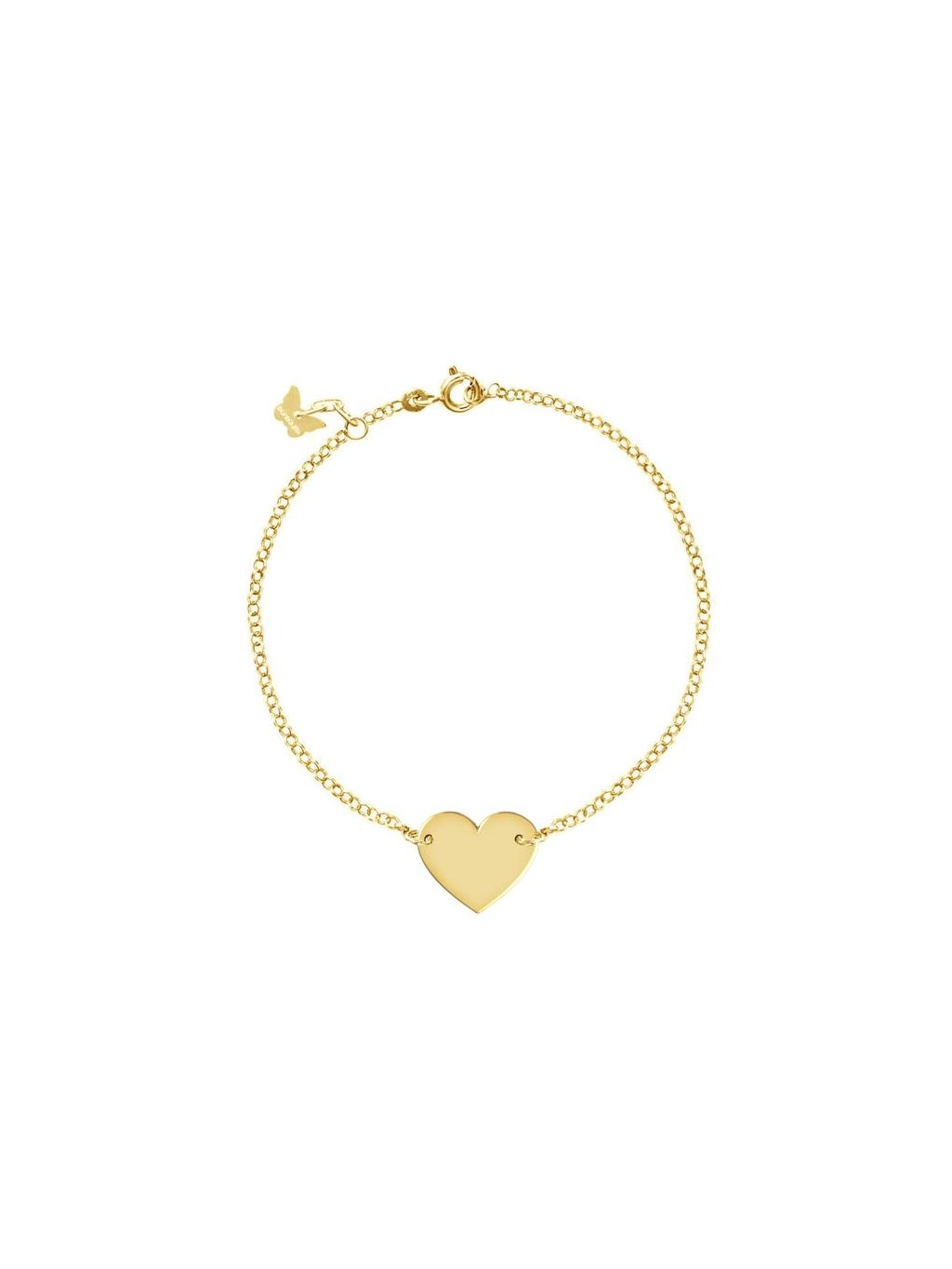 sterling silver gold heart 700x