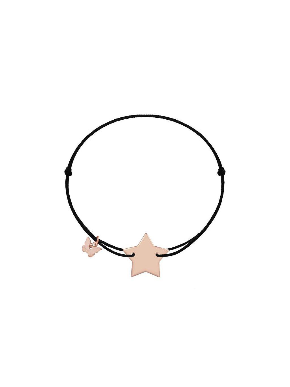 classic star rosegold on black 700x