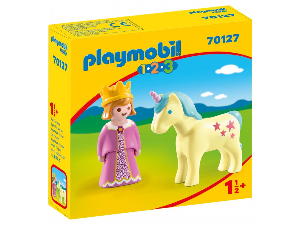 Playmobil Princezna s jednorožcem