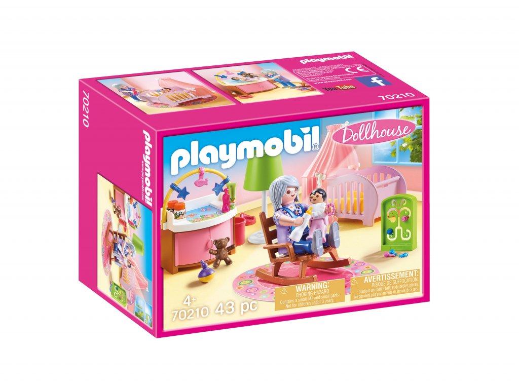 Playmobil Pokoj pro miminko