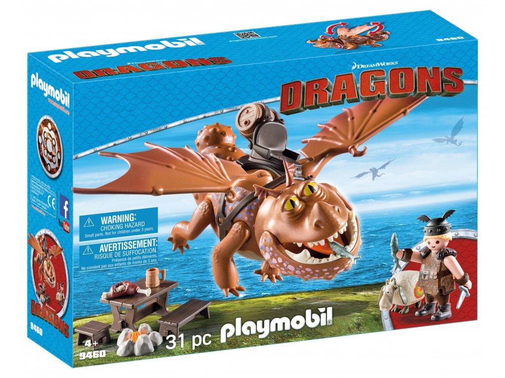 Playmobil Rybinoha a Flákota