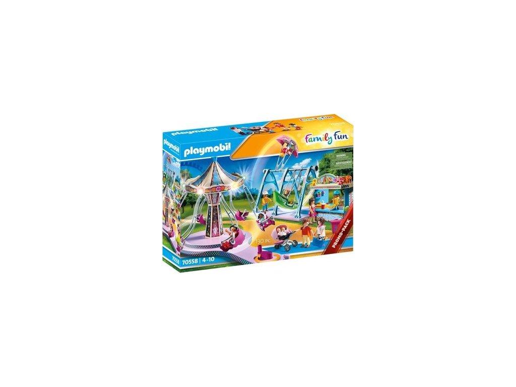 Playmobil Velký zábavní park