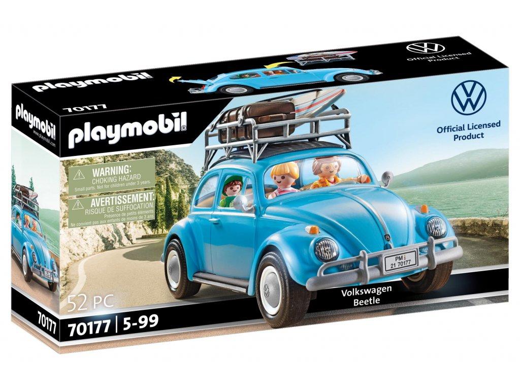 Playmobil Volkswagen Beetle - VW Brouk