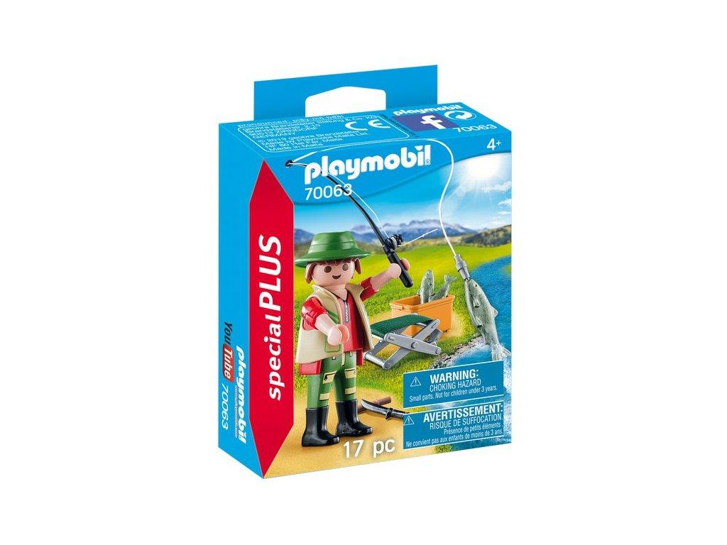 Playmobil Rybář
