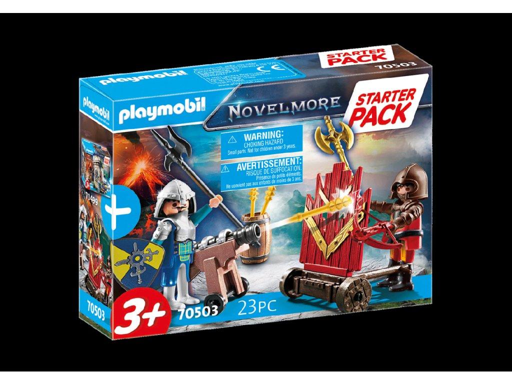 Playmobil Starter pack Novelmore doplňkový set