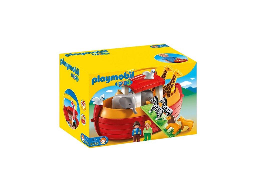 Playmobil Přenosná Noemova archa