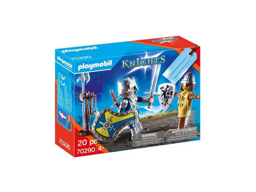 Playmobil Dárkový set rytíř