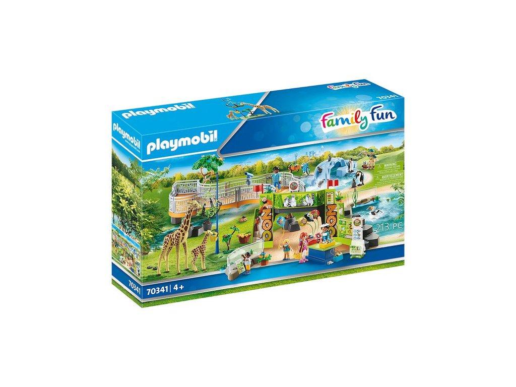 Playmobil Moje velká ZOO