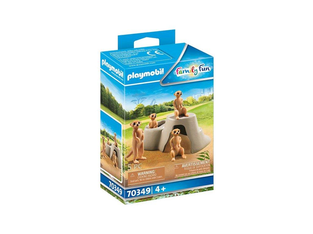Playmobil Surikaty