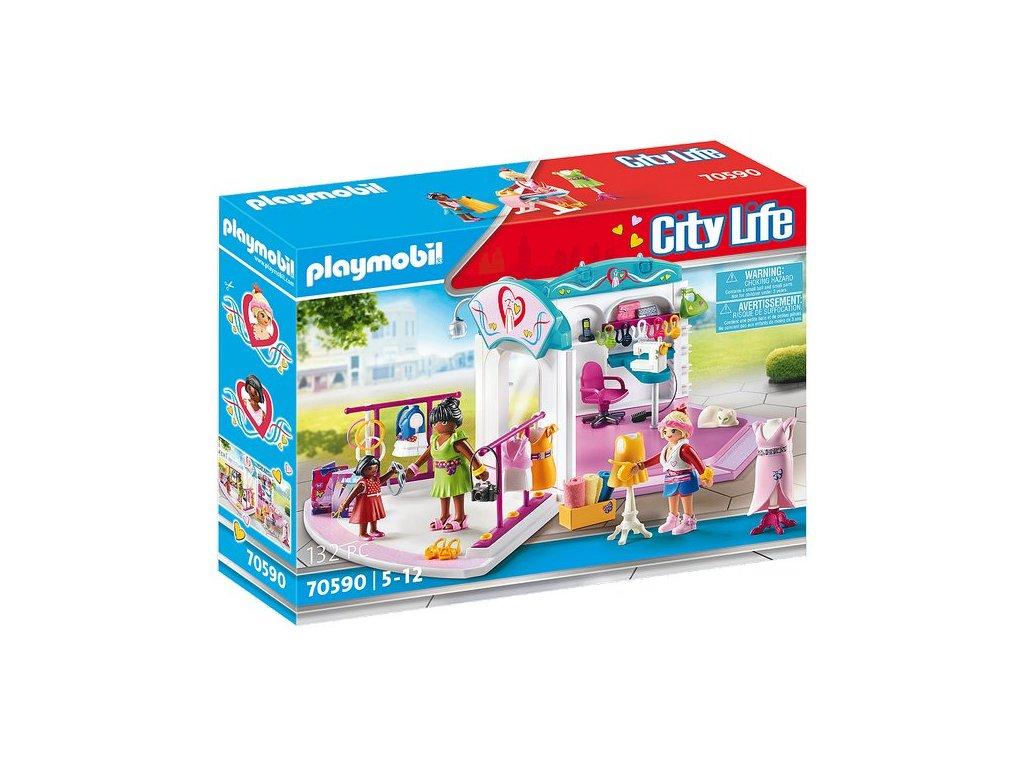 Playmobil Módní ateliér